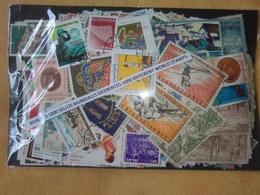 WORLD3-LOTE TODOS DIFERENTES ,SIN TASAR.1000 SELLOS DISTINTOS MUNDIALES,UNIVERSALES, - Stamps