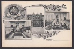 AK - BERLIN, Europäischer Baptisten Congress / Baptist Congress In 1908 - # 1 - Germany