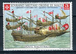 1971 - S.M.O.M. - Sovrano Militare Ordine Di Malta - Catg. Unif.  70 - Mint - NH - (VS10022015...) - Malte (Ordre De)