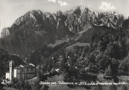 Strada Per  Vilminore M.1020 - La Presolana M.2521 - Bergamo