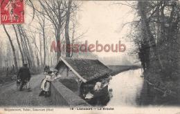 60 -LIANCOURT   -La Brèche  -  2 Scans - Liancourt