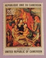 """CAMEROUN YT PA 283 NEUF(**)"""" LA DÉPOSITION DU CHRIST PAR A DURER """"ANNÉE 1978 - Cameroon (1960-...)"""