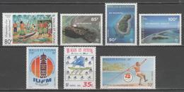 WALLIS:  N°472/477+479 **        - Cote 16,45€ - - Wallis And Futuna