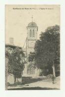 Cpa  Montfaucon.sur.Moine  (M.&.L.) .L'Eglise St Jacques - Montfaucon