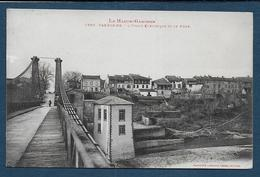 CARBONNE - L'Usine Electrique Et Le Pont - Francia