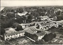 BLAYE (33) - Gironde - La Citadelle ( Intérieur ) - En Avion Au-dessus De.... - Blaye