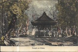 JAPAN Temple At Nikko (M Ettinger & Co) 1906 Used - Japan
