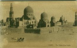 EGYPT - CAIRO - THE TOMBS OF THE KHALIFS - EDIT L.C. -  1910s (BG3496) - Cairo