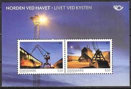 Denmark Danmark Dänemark 2010 Norden Michel No. Bl. 39 (1571-72) Mint MNH Neuf Postfrisch ** - Unused Stamps