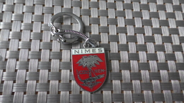 PORTE CLEF NIMES BLASON - Autres Collections