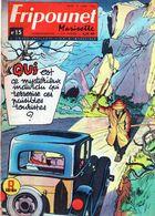 Bd-fripounet Et Marisette N°15 Du Jeudi 12 Avril 1962 - Fripounet