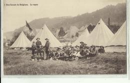 ** 1.  BOYS-SCOUTS   DE BELGIQUE     **-- Le Repas -- - Scoutisme