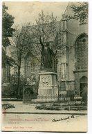 CPA - Carte Postale - Belgique - Termonde - Monument P.J De Smet - 1901 (C8731) - Dendermonde