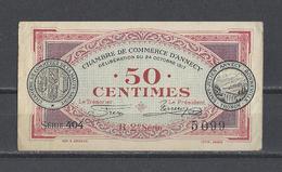 Chambre De Commerce D'ANNECY  Billet De 50c - Chamber Of Commerce