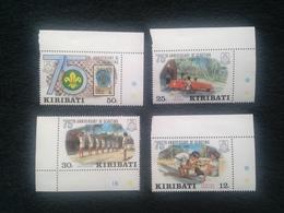 Kiribati Scouting 1986 Mint - Kiribati (1979-...)