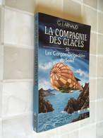 FLEUVE NOIR ANTICIPATION   LA COMPAGNIE DES GLACES N° 50  LES CARGOS-DIRIGEABLES DU SOLEIL - Fleuve Noir