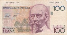 Nationale Bank Van Belgie 100 Francs. - 100 Francs