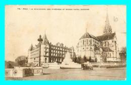 A767 / 393 64 - PAU Boulevard Des Pyrénées Et Grand Hotel Gassion - Pau