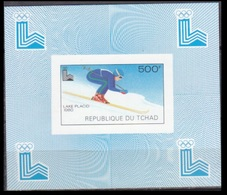 1979Chad882/B Lux1980 Olympiad Lake Placid15,00 € - Winter 1980: Lake Placid