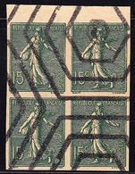 ** TYPE SEMEUSE LIGNEE - ** - N°129/30 - TB - 1903-60 Sower - Ligned