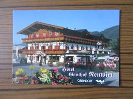 "Hôtel  Gasthof   Restaurant  "" Neuwirt ""  Oberndorf  Kitzbühel      Tirol    Autriche - Hotels & Restaurants"
