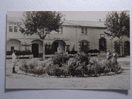 Rèf:PM - CPA//CP - TARASCON - 27è RTA, Caserne Kilmaine - Groupement D'achat - Photographie PIERRON à TARASCON - Tarascon