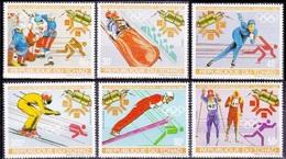 1983Chad967-9721984 Olympiad Sarajevo - Winter 1984: Sarajevo