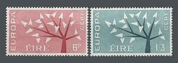 Irlande 1962 Yvert 155/156 ** Europa 1962 - Europa-CEPT