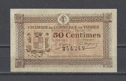 Chambre De Commerce De TARBES  Billet De 50c - Chambre De Commerce