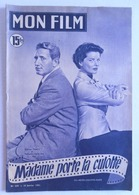 MON FILM N° 229 MADAME PORTE LA CULOTTE SPENCER TRACY KATHARINE HEPBURN - Cinéma/Télévision