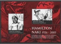 3.- SOUTH AFRICA 2014 HAMILTON NAKI.- ORGAN TRANSPLANT - South Africa (1961-...)