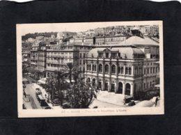 """86690    Algeria,  Alger,  Place  De La Republique,  L""""Opera,  NV(scritta) - Algiers"""