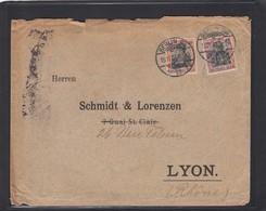 PERFIN/PERFORATION/FIRMENLOCHUNG AUS BERLIN. - Briefe U. Dokumente