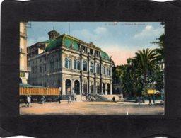 86695    Algeria,  Alger,  Le  Theatre  Municipal,     NV(scritta) - Algiers
