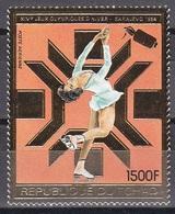 1983Chad974gold1984 Olympiad Sarajevo16,00 € - Winter 1984: Sarajevo