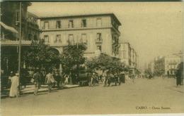 EGYPT - CAIRO - OPERA SQUARE - EDIT L.C. -  1910s (BG3502) - Cairo