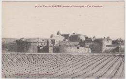 66 - SALCES - Le Fort - Vue D'ensemble - Autres Communes