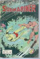 SUBMARINER  N° 4  - AREDIT 1977 - Submariner