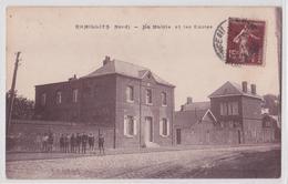 RAMILLIES (Nord) - La Mairie Et Les Ecoles - Autres Communes