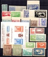 Afghanistan Belle Petite Collection 1908/1961. Bonnes Valeurs. B/TB. A Saisir! - Afghanistan