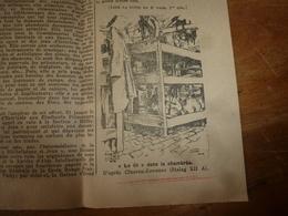 1943 INFO-UNI: Les Lits Sobres Du STALAG XII A ; Joseph Antignac Aux QUETIONS JUIVES; Les Qualités Du CHEF ; Etc - Newspapers