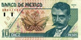 7274-2019    BILLET ETRANGER   MEXIQUE - Mexico