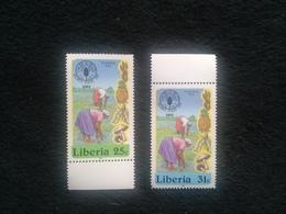 Liberia World Food Day Mint - Liberia