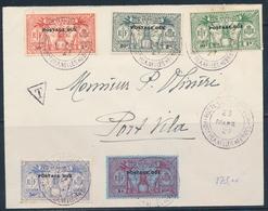 (*) VIETNAM - (*) - N°19 + PA N°4/8 - S/Feuillet Du 3 Sept 1952 / 12 Sept 1952 - Surch. SPECIMEN - TB - Vietnam