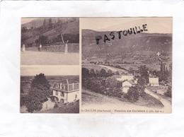 CPA :  St-CERGUES (Hte-Savoie).  -  Pension Des Cerisiers - Saint-Cergues