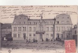 CPA - 42. MURAT L'hôtel De Ville - Murat