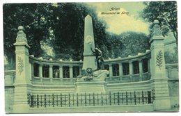 CPA - Carte Postale - Belgique - Arlon - Monument De Xivry - 1909 (C8735) - Arlon