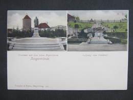 AK TANGERMÜNDE Ca.1900 // D*38657 - Tangerhütte