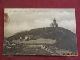CPA - La Clayette - Excursion Au Mont Dun - Le Sommet - France
