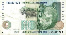 7276-2019    BILLET ETRANGER   AFRIQUE DU SUD - Zuid-Afrika